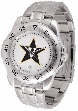 Vanderbilt Sport Men's Steel Band Watch