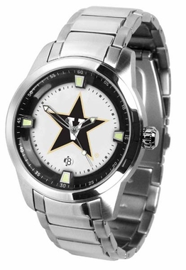 Vanderbilt Titan Men's Steel Watch