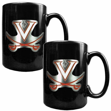 Virginia 2 Piece Coffee Mug Set