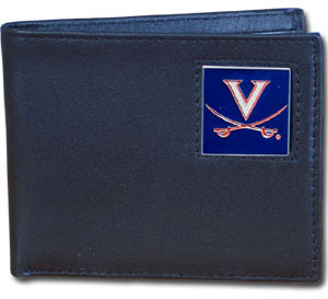 Virginia Leather Bifold Wallet (F)