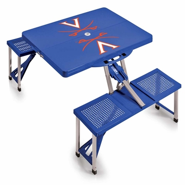 Virginia Picnic Table (Blue)