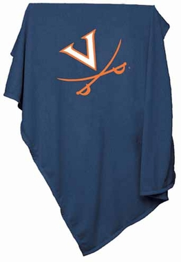 Virginia Sweatshirt Blanket