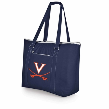 Virginia Tahoe Beach Bag (Navy)