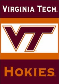 Virginia Tech 2 Sided Banner (P)