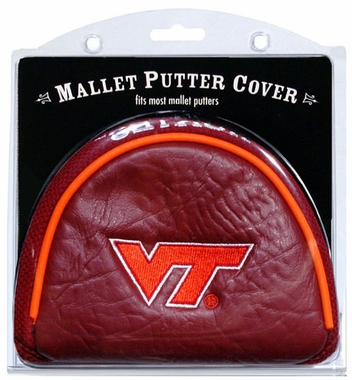 Virginia Tech Mallet Putter Cover