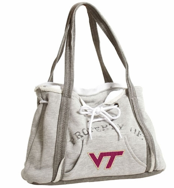 Virginia Tech Property of Hoody Purse