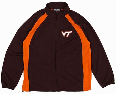 Virginia Tech Rival Full Zip Lightweight Jacket