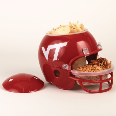 Virginia Tech Snack Helmet
