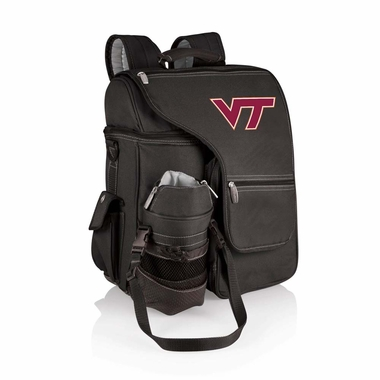 Virginia Tech Turismo Backpack (Black)
