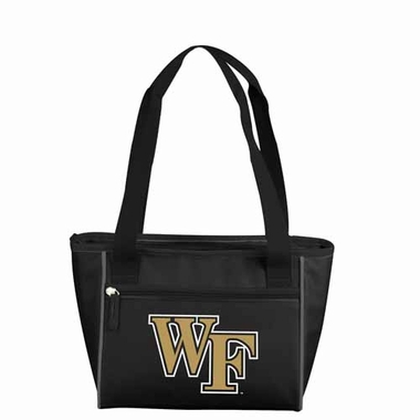 Wake Forest 8 Can Tote Cooler