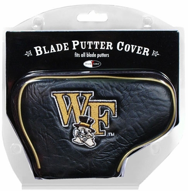 Wake Forest Blade Putter Cover