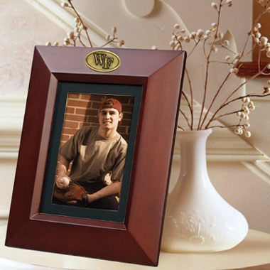 Wake Forest BROWN Portrait Picture Frame