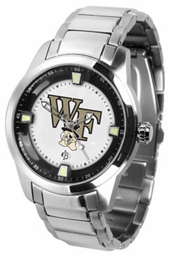Wake Forest Titan Men's Steel Watch