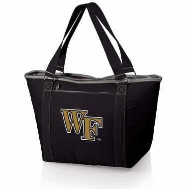 Wake Forest Topanga Cooler Bag (Black)