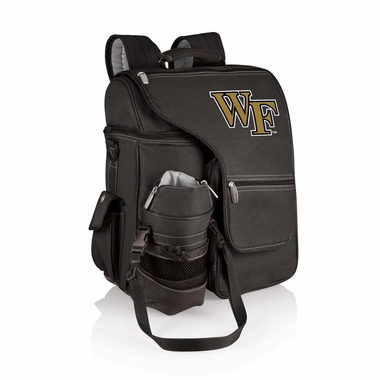 Wake Forest Turismo Backpack (Black)