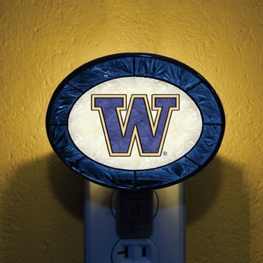 Washington Art Glass Night Light