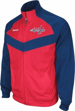 Washington Capitals 2011 Center Ice Full Zip Travel Jacket