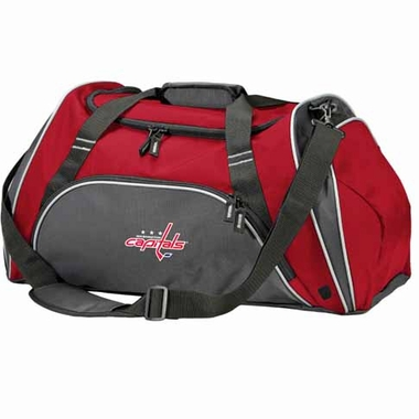 Washington Capitals Action Duffle (Color: Red)
