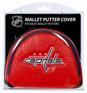 Washington Capitals Mallet Putter Cover