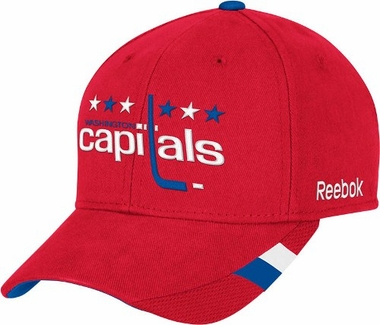 Washington Capitals Structured Adjustable Third Jersey Logo Hat