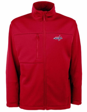 Washington Capitals Mens Traverse Jacket (Color: Red)