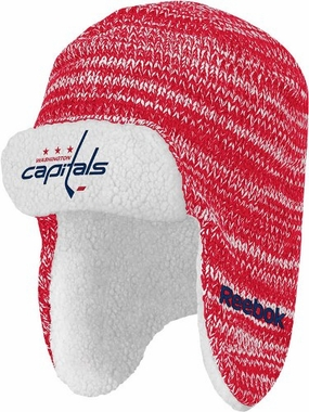 Washington Capitals Trooper Knit Hat