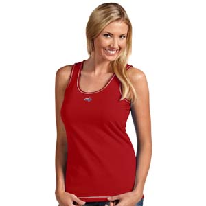 Washington Capitals Womens Sport Tank Top (Color: Red) - Small