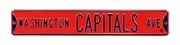 Washington Capitals Wall Decorations