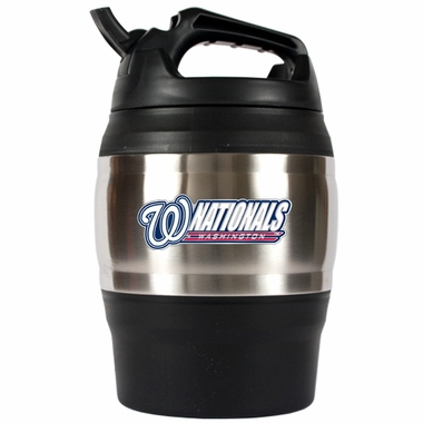 Washington Nationals Heavy Duty Sports Jug