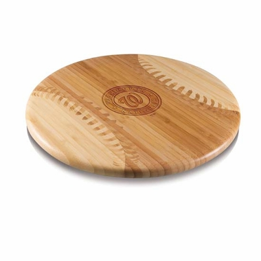 Washington Nationals Homerun Cutting Board