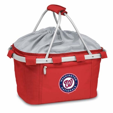 Washington Nationals Metro Basket (Red)