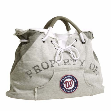 Washington Nationals Property of Hoody Tote