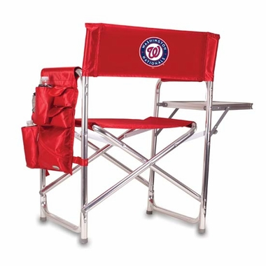Washington Nationals Sports Chair (Red)