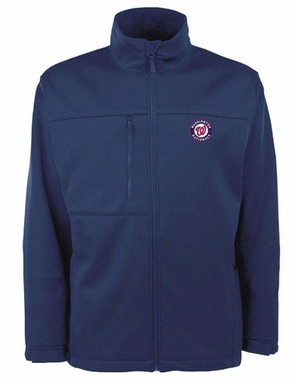 Washington Nationals Mens Traverse Jacket (Color: Navy)