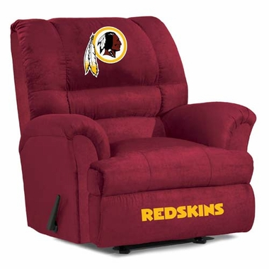 Washington Redskins Big Daddy Recliner