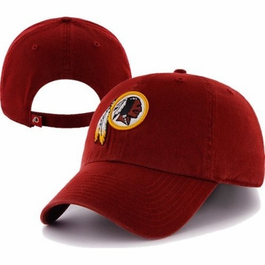 Washington Redskins Cleanup Adjustable Hat
