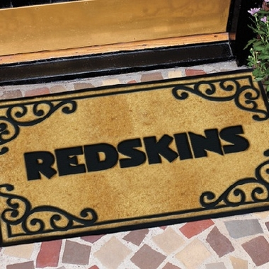 Washington Redskins Exterior Door Mat