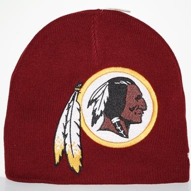 Washington Redskins New Era Big One Too Cuffless Knit Hat