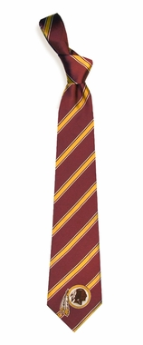 Washington Redskins Woven Poly 1 Necktie