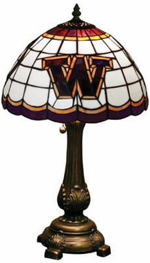 Washington Stained Glass Table Lamp
