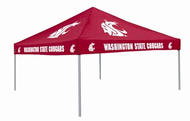 Washington State Team Color Tailgate Tent