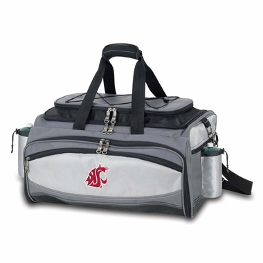 Washington State Vulcan Tailgate Cooler (Black)