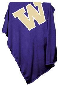 Washington Sweatshirt Blanket