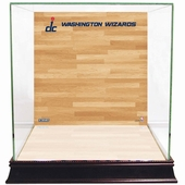 Washington Wizards Display Cases