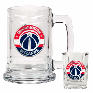 Washington Wizards Boilermaker Set