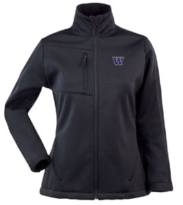 Washington Womens Traverse Jacket (Color: Black) - Small