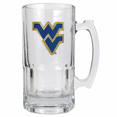 West Virginia 1 Liter Macho Mug