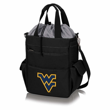 West Virginia Activo Tote (Black)