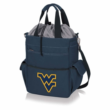West Virginia Activo Tote (Navy)