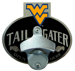 West Virginia Bottle Opener Hitch Cover